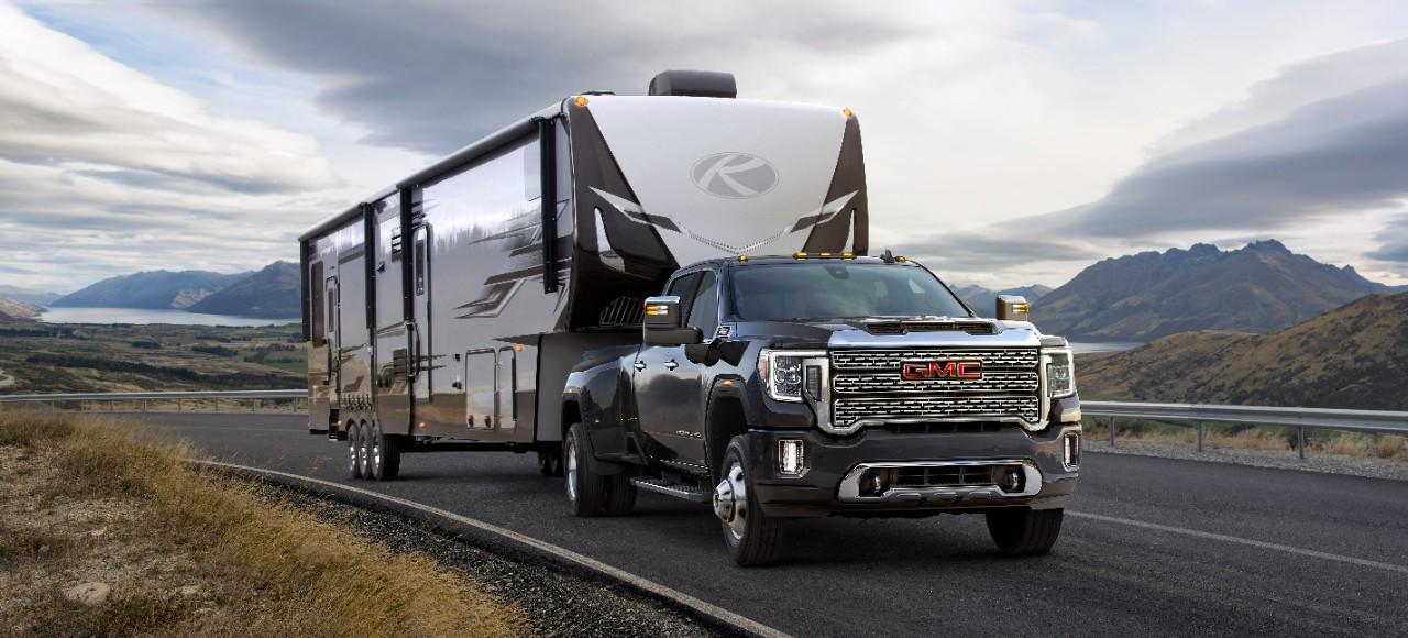 Introducing The All New 2020 Sierra Heavy Duty