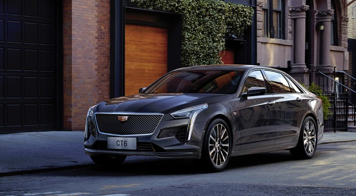 New Cadillac Ct6 >> The New Cadillac Ct6 Enhances Stability And Safety
