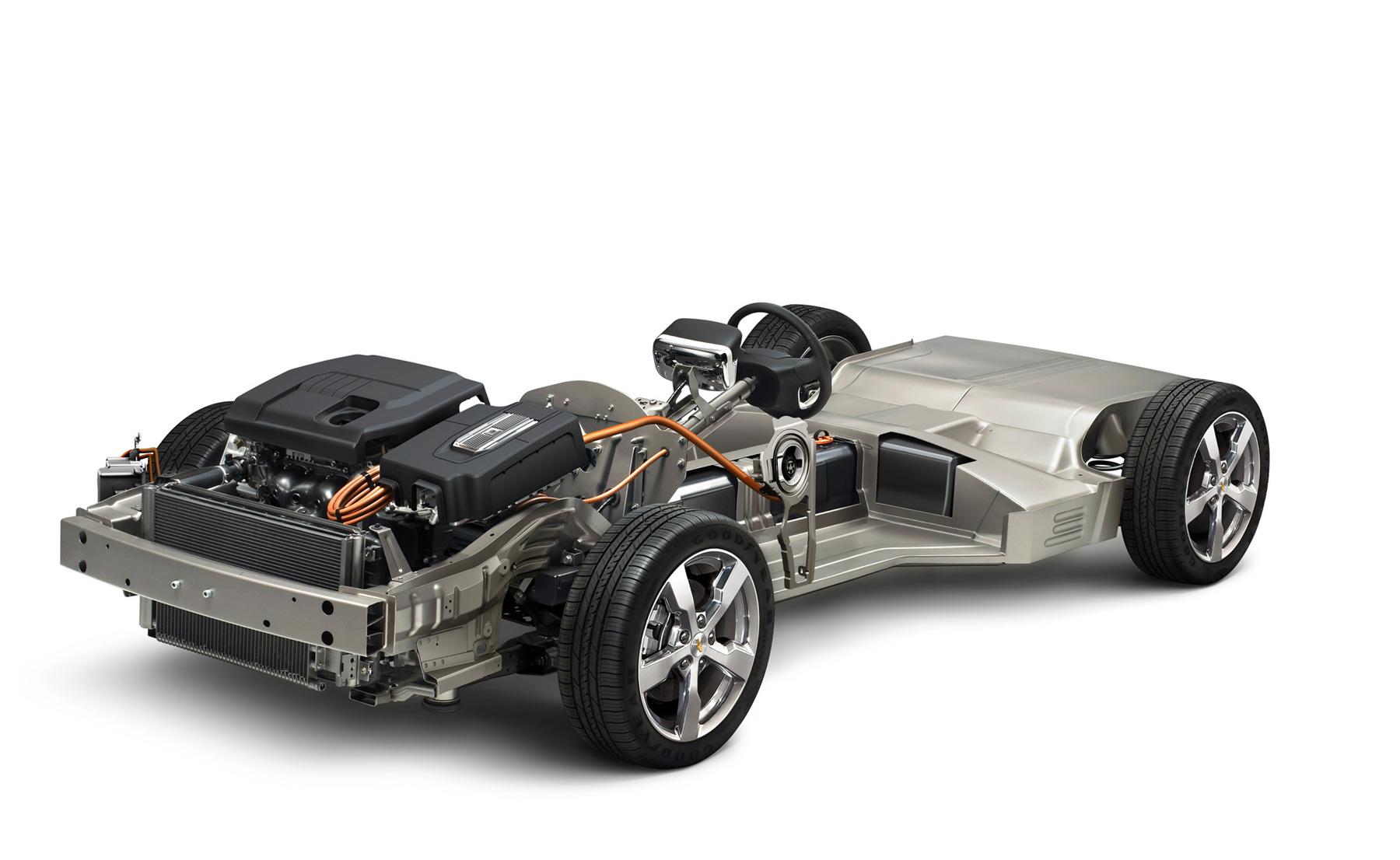 Chevrolet Volt Propulsion System Named A Wards 10 Best Engine Gm Diagram Of