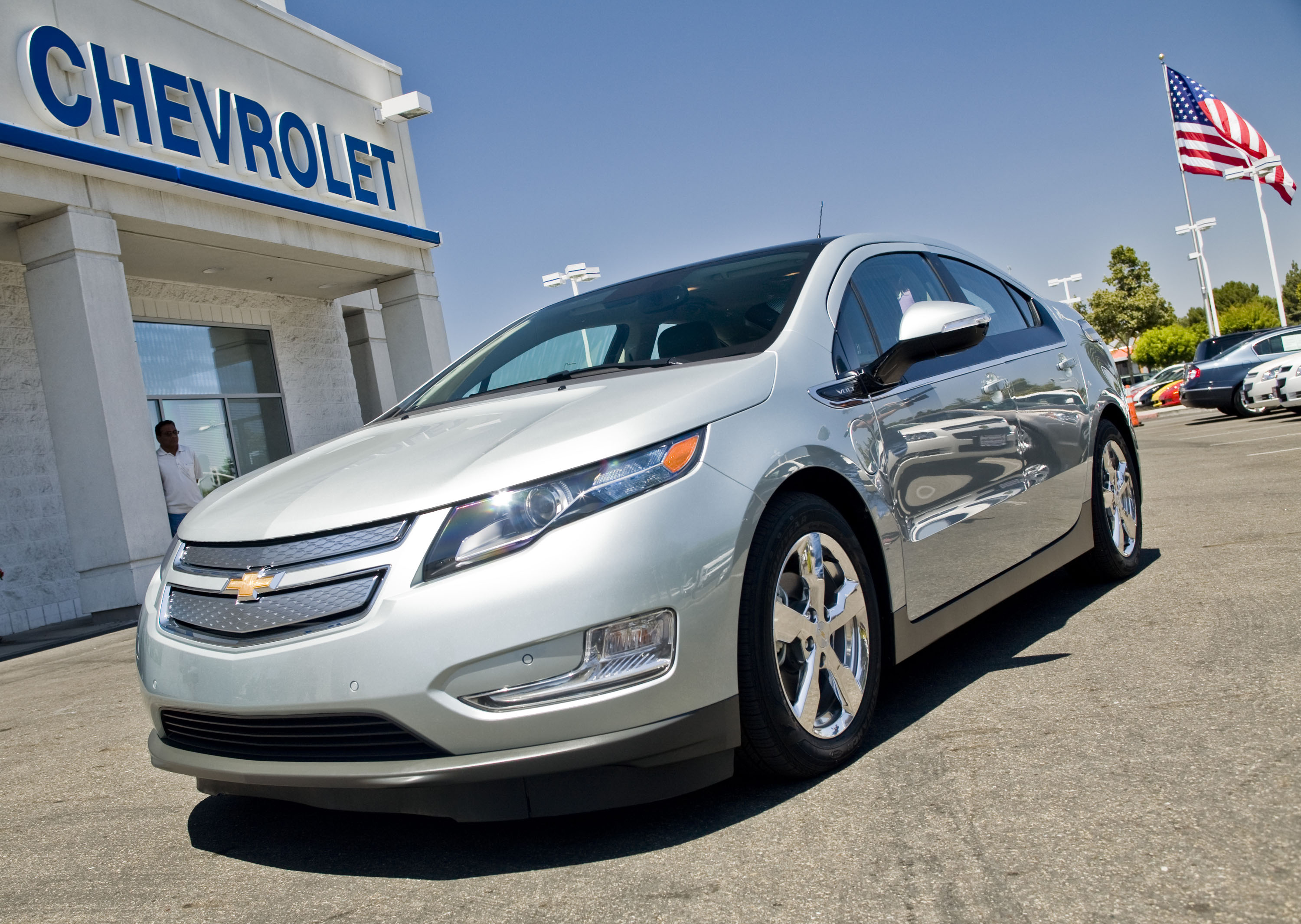 Chevrolet Volt Propulsion System Named A Wards 10 Best Engine 1987 Gmc Truck Headlight Wiring Of